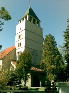 Ecav Prievoz - kostol